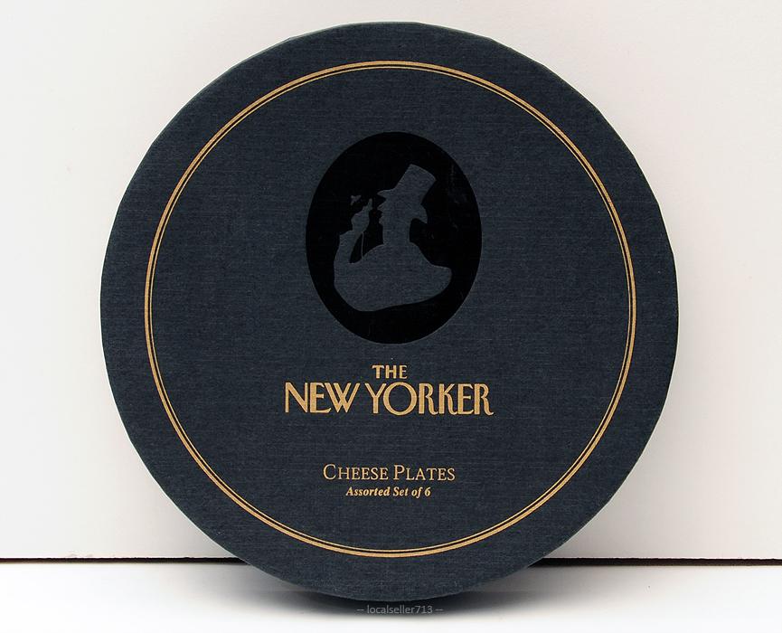 Restoration Hardware u0027The New Yorkeru0027 Cheese Plates Collectibles & Restoration Hardware u0027The New Yorkeru0027 Cheese Plates | DAVENAE