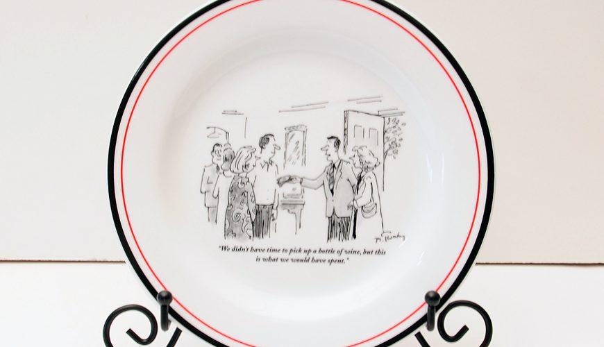Restoration Hardware \u0027The New Yorker\u0027 Cheese Plates Collectibles. $35 (FIRM)  sc 1 st  davenae & Restoration Hardware \u0027The New Yorker\u0027 Cheese Plates | DAVENAE